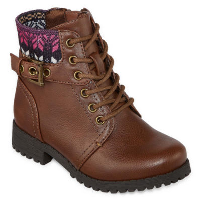 Okie Dokie Lil Lawson Girls Bootie - Toddler
