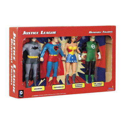 Toysmith Dc Comics Justice League Action Figure