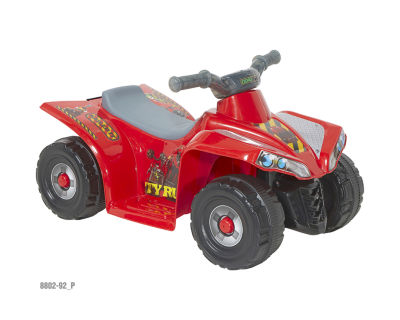 Dinotrux Ride-On Quad