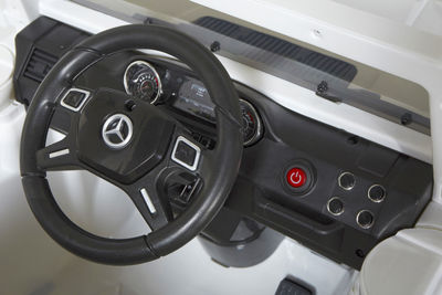 Mercedes-Benz Ride-On Car