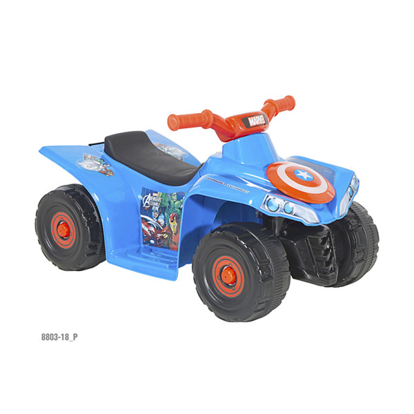 Avengers Ride-On Quad