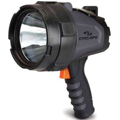 Cyclops 580 Lumen Hand Held Rechargeable Spotlig