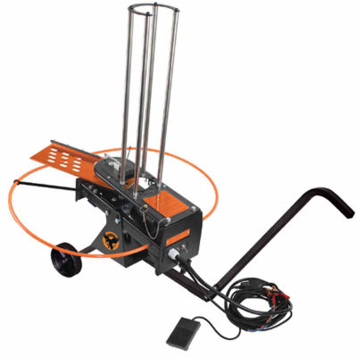 Do All Outdoors Raven Automatic Trap With Wheels