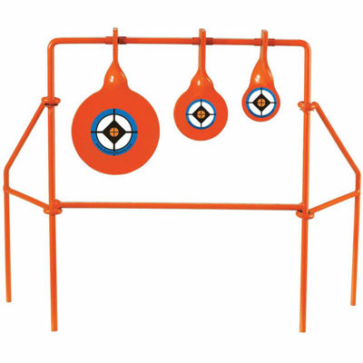 Do All Outdoors Triple Spinner Orange With Blue Reticle