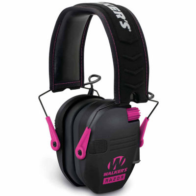 Razor Slim Electronic Muff - Pink