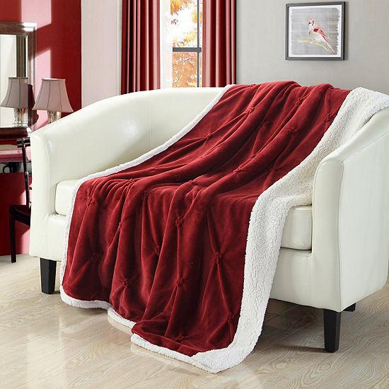Chic Home Alba Microfiber Blanket