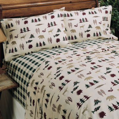 Northern Exposure Easy Care Sheet Set