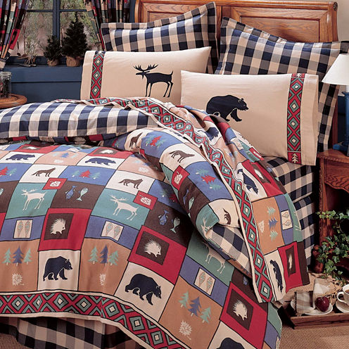 The Woods Easy Care Sheet Set