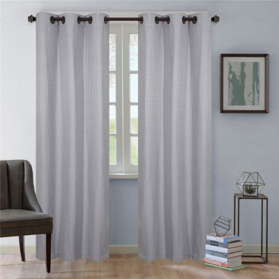 Dean 2pk 2-Pack Grommet-Top Curtain Panel
