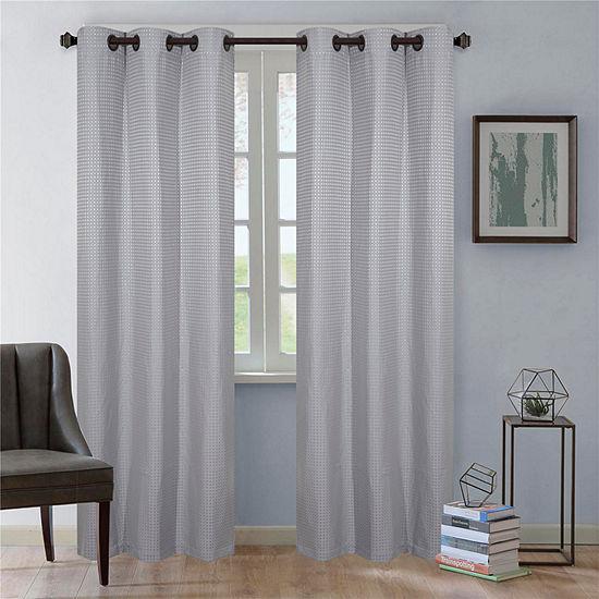 Dean 2pk Grommet-Top Curtain Panel