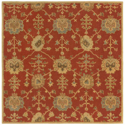 Decor 140 Avitus Hand Tufted Square Rugs