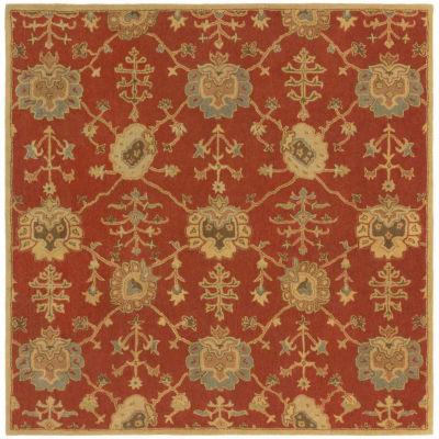 Decor 140 Avitus Hand Tufted Square Rugs