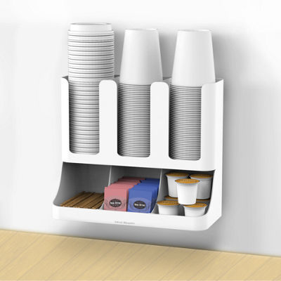 Mind Reader Upright Condiment Organizer