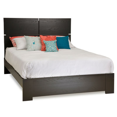 South Shore Flexible Queen Platform Bed
