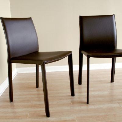 Baxton Studio Goneril 2-pc. Side Chair