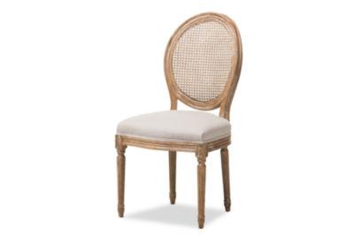 Baxton Studio Adelia Side Chair