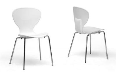 Baxton Studio Boujan 2-pc. Side Chair