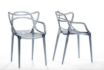 Baxton Studio Electron 2-pc. Side Chair