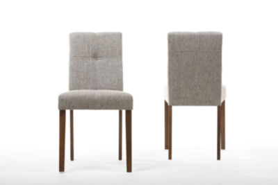 Baxton Studio Elsa Contemporary 2-pc. Side Chair