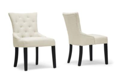 Baxton Studio Epperton 2-pc. Side Chair