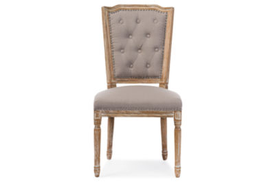 Baxton Studio Estelle Side Chair