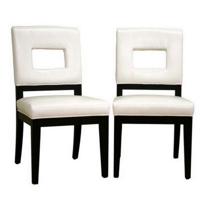 Baxton Studio Faustino 2-pc. Side Chair
