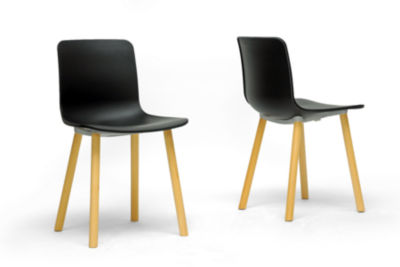 Baxton Studio Lyle 2-pc. Side Chair