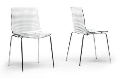 Baxton Studio Marisse 2-pc. Side Chair