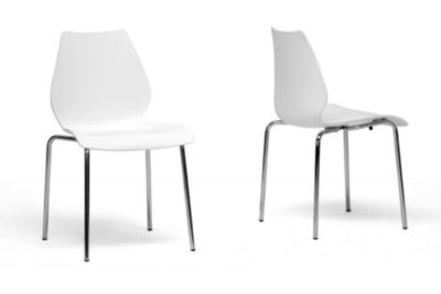Baxton Studio Overlea 2-pack Side Chair
