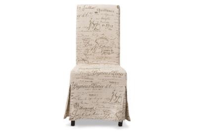 Baxton Studio Picard 2-pc. Side Chair