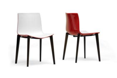 Baxton Studio Soren 2-pack Side Chair