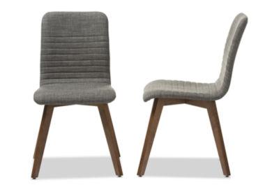 Baxton Studio Sugar 2-pc. Side Chair