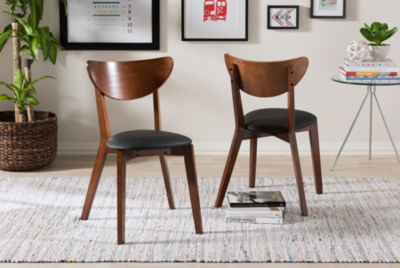 Baxton Studio Sumner 2-pack Side Chair