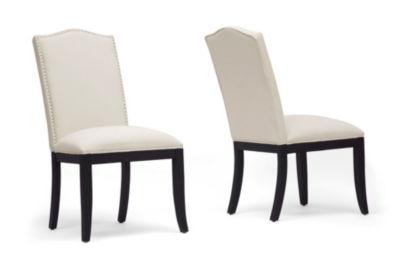Baxton Studio Tyndall 2-pc. Side Chair