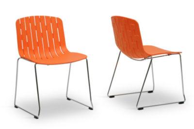 Baxton Studio Ximena 2-pc. Side Chair