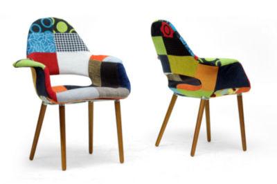 Baxton Studio Forza 2-pc. Side Chair