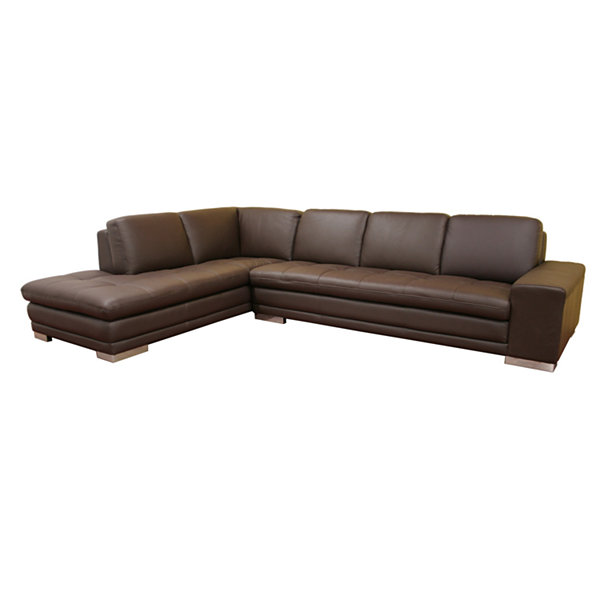 Baxton Studio Callidora 2-pc. Sectional