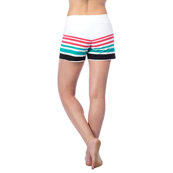 "PL Movement By Pink Lotus 5"" French Terry Workout Shorts"