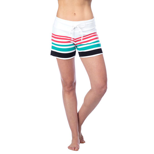 """PL Movement By Pink Lotus 5"""" French Terry Workout Shorts"""