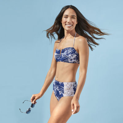 Ambrielle Bandeau Swimsuit Top