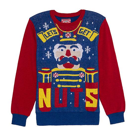 Nutcracker Ugly Christmas Sweater