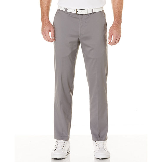 PGA TOUR Mens Mid Rise Classic Fit Golf Pant