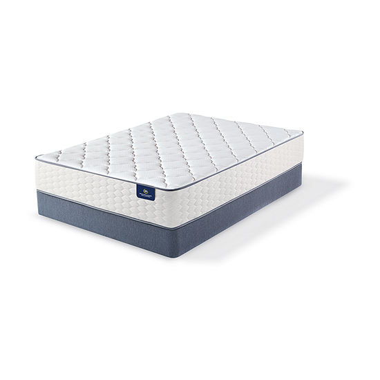 Serta® Special Edition II Plush - Mattress + Box Spring