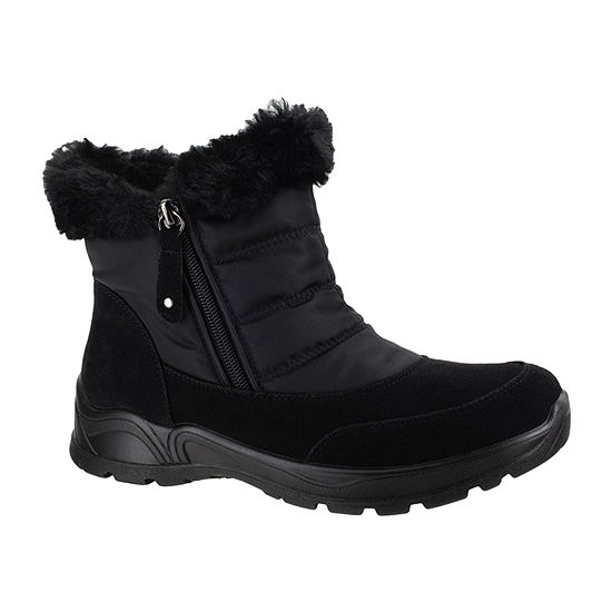 Easy Street Womens Frosty Waterproof Winter Boots