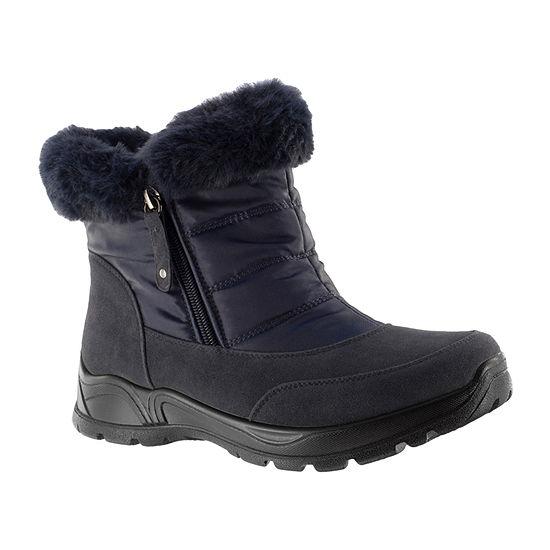 Easy Street Womens Frosty Waterproof Winter Boots