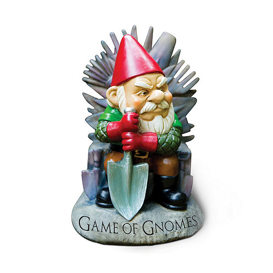 Big Mouth Inc.® Game of Gnomes Garden Gnome