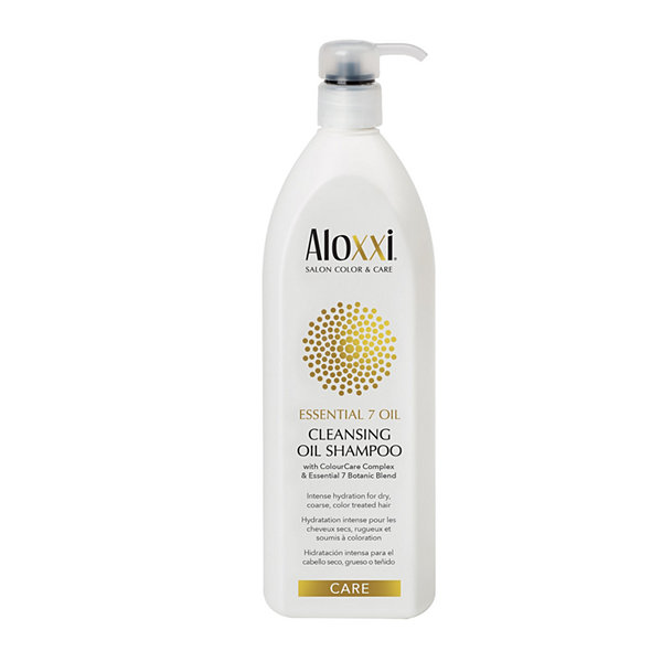 Aloxxi Essential 7 Oil Cleansing Shampoo - 33.8 oz.