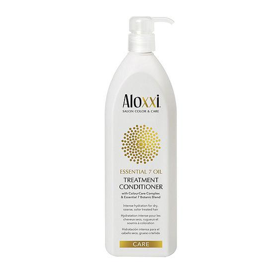Aloxxi Essential 7 Oil Treatment Conditioner - 33.8 oz.
