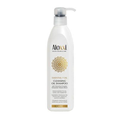 Aloxxi Essential 7 Oil Cleansing Shampoo - 10.1 oz.