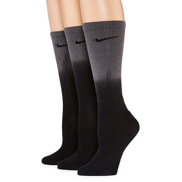 Nike® 3-pk. Dri-FIT Cushion Crew Socks